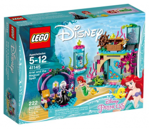 LEGO Ariel E Il Magico Incantesimo Disney Princess Costruzioni Piccole Gioco 941