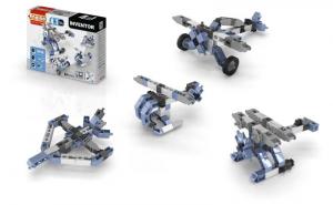ENGINO Inventor 4 Models Aircrafts Costruzioni Piccole Gioco Bambino Bambina 797
