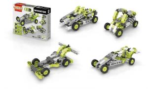ENGINO Inventor 8 Models Cars Costruzioni Piccole Gioco Bambino Bambina 512