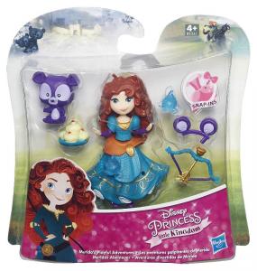 HASBRO Disney Princess Small Doll & Friends Mini Bambola Gioco Femmina Bambina 406