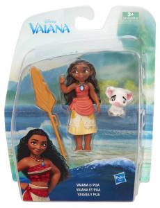 HASBRO Vaiana Small Doll Assortito Disney Princess Vaiana C0142Eu4 Mini Bambola 259