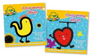 CRAYOLA Il Mio Primo Album Da Colorare Mini Kids Album Da Colorare Gioco 176