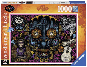 RAVENSBURGER Puzzle 1000 Pezzi Disney Coco Mama Knows Best 207