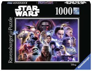 RAVENSBURGER Puzzle 1000 Pezzi Disney Star Wars D 430