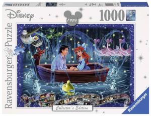 RAVENSBURGER Puzzle 1000 Pezzi Disney Disney Classic La Sirenetta Puzzle 560