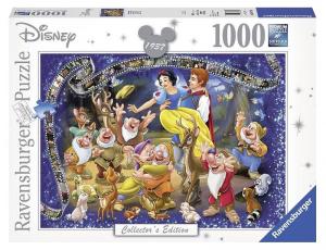 RAVENSBURGER Puzzle 1000 Pezzi Disney Disney Classics Biancaneve Puzzle 301