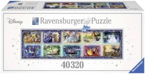 RAVENSBURGER Puzzle 40000 Pezzi Memorable Disney Moments 253