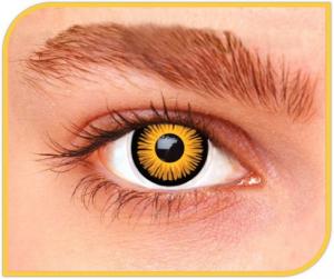 Apitalia Lenses Twilight Couple Of Contact Lenses Halloween / Carnival Duration 1 381
