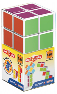 GEOMAG Geomag Magicube Free Building 8 Cubes Costruzioni Prima Infanzia 745