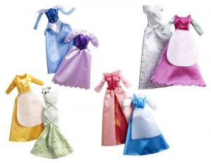 Mattel Principessdisney Mode Accessory Y5102 Doll - Dress And Abitino 938