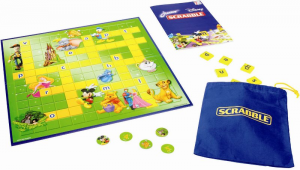 Mattel Disney Junior Scrabble N5879 Classic Game Child Board Toy 329