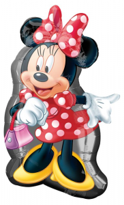 Anagram Balloons Mylar Balloons Party Minnie Full Body Supershape 728