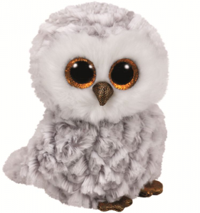 TY Beanie Boos 15Cm Owlette Animale Peluches Giocattolo 405