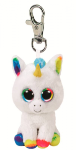 TY Beanie Boos Clips Pixy Animale Peluches Giocattolo 831