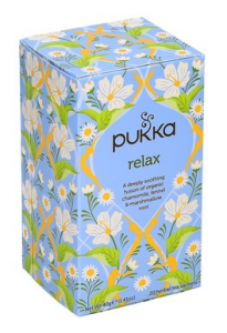 Pukka - herbal tea relaxation