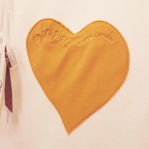 Plaid in pile 160x180 cm MaryPlaid Amore Infinito cuori idea regalo