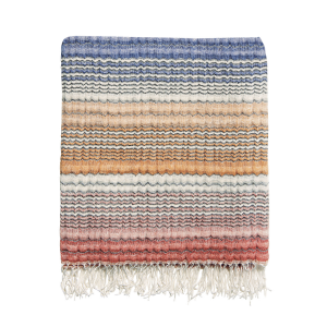 Missoni Home plaid con frange 115x180 cm SOLANGE 156