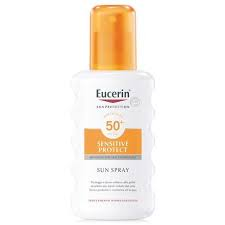 EUCERIN SENSITIVE PROTECT SPRAY SOLARE CORPO SPF50+ 200ML