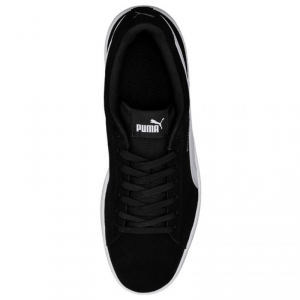 SNEAKERS PUMA SMASH V2 BLACK/WHITE/SILVER 364989 01