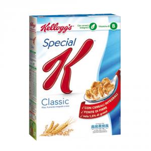 KELLOGG'S 4 Paquetes Cereales Para adultos Especial 'K' Clasico