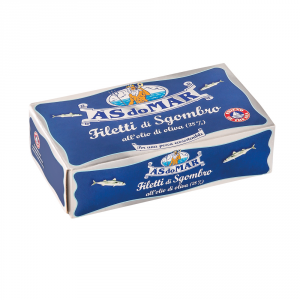 AS DO MAR 10 Packs Mackerel Sardines 125gr