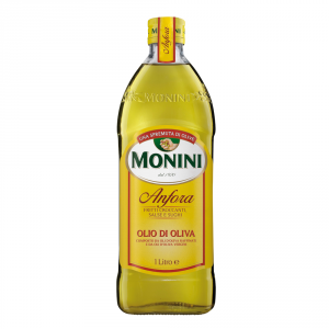 MONINI 6 Confezioni olio di oliva 1lt