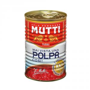 MUTTI 12 Confezioni pomodori polpa polpa di pomodoro 400gr