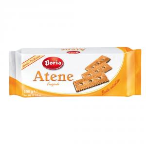 DORIA 12 Confezioni biscotti frollini atene loriginale 500gr
