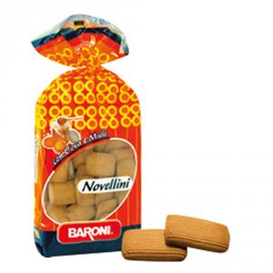 BARONI 12 Confezioni biscotti frollini novellini 700gr