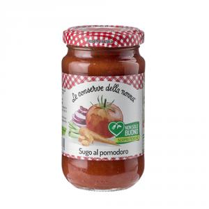 LE CONSERVE DELLA NONNA 12 Packungen Saucen Und Gewürze Tomate 190 gr