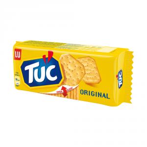 SAIWA 24 Confezioni salatini confezionati cracker tuc salati