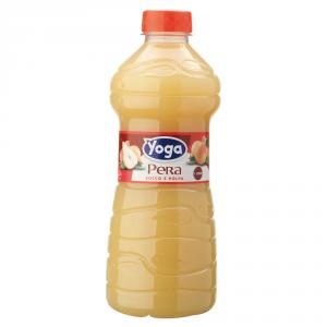 YOGA 6 Confezioni nettari di frutta succo pet pera 1000ml