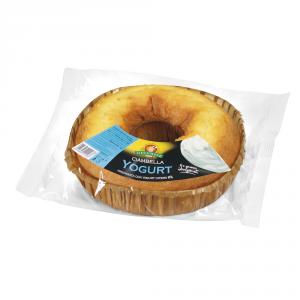 GECCHELE 6 Confezioni torte pronte preparati ciambella yogurt 400gr