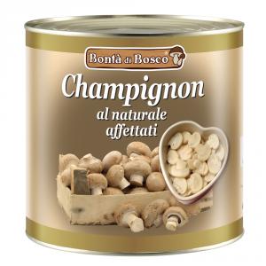 6 Confezioni altre conserve vegetali funghi champ.nat.gioe bosco 2500gr