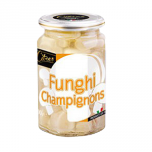 CITRES 12 Confezioni ortaggi sottoli funghi champigno 580ml