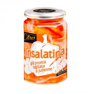 CITRES 12 Confezioni ortaggi in agrodolce insalatina agrodolce 314ml