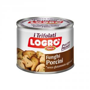 DAMICO 12 Confezioni sottoli funghi logro trifolati 180gr no glutammanto