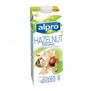 ALPRO 8 Confezioni sostitutivi del latte bevanda nocciola 1l