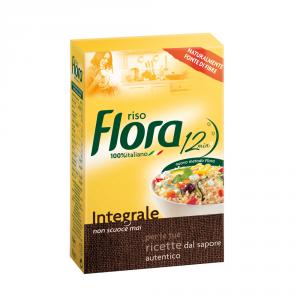 FLORA 10 Confezioni altri risi integrale 1kg