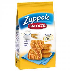 BALOCCO 12 Confezioni biscotti frollini zuppole 350gr