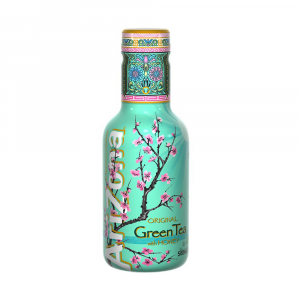 ARIZONA 6 Confezioni the pronto pet tea green 500ml