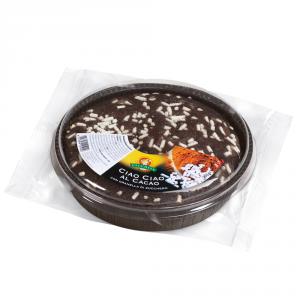 GECCHELE 6 Confezioni torte pronte ciao ciao 350gr al cacao
