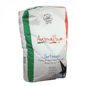 ANIMA PIZZA Farina di grano tenero duro partenope 25kg