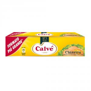 CALVE 18 Confezioni maionese in tubo giallo 185ml