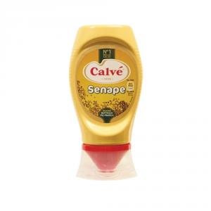 CALVE 8 Confezioni salse senape top down 250ml