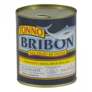 BRIBON Tonno sottolio oliva 800gr