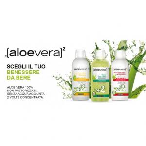 Succo Puro con Antiossidanti Linea Aloe2
