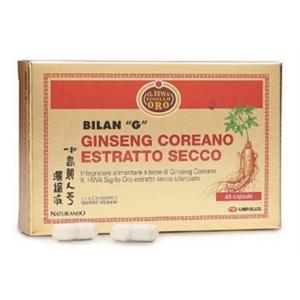 Ginseng HWA Sigillo Oro Bilan