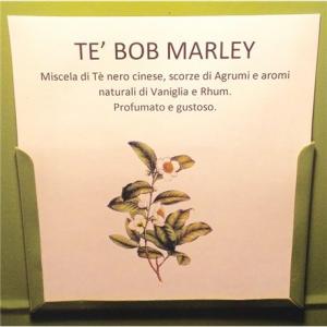 Tè Bob Marley