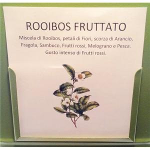 Tè Rooibos con Vaniglia